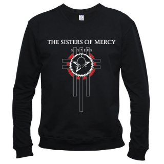 Sisters Of Mercy 05 - Свитшот мужской