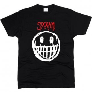 Sixx AM 01 - Футболка мужская