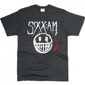 Sixx AM 02 - Футболка мужская