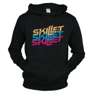 Skillet 01  - Толстовка мужская