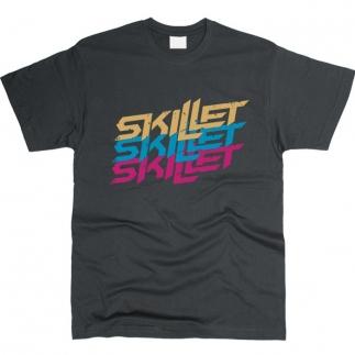 Skillet 01 - Футболка мужская