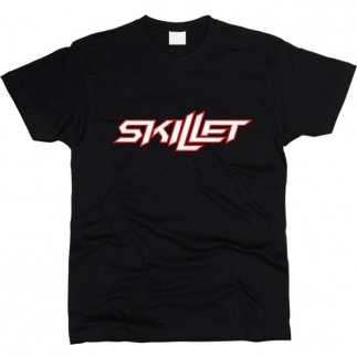 Skillet 03 - Футболка мужская