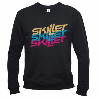 Skillet 01 - Свитшот мужской