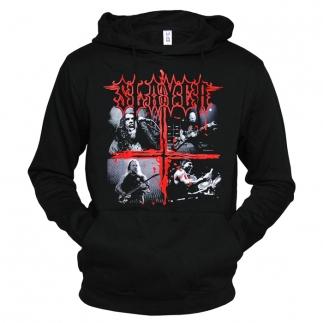 Slayer 01  - Толстовка мужская