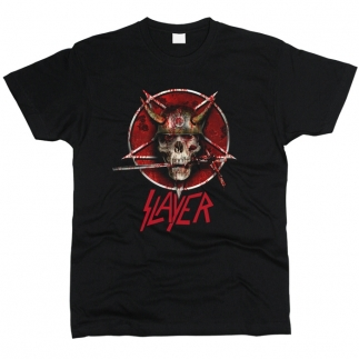 Slayer 02 - Футболка мужская