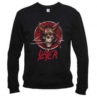 Slayer 02 - Свитшот мужской