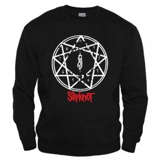 Slipknot 01 - Свитшот мужской