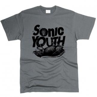 Sonic Youth 05 - Футболка мужская