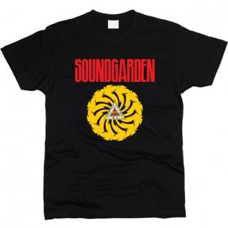 Soundgarden 01 - Футболка мужская