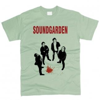 Soundgarden 02 - Футболка мужская