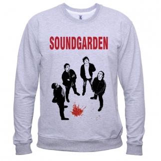 Soundgarden 02 - Свитшот мужской