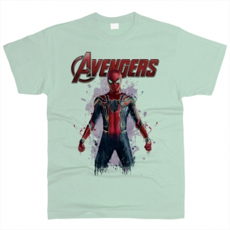 Spiderman 01 - Футболка мужская