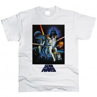 Star Wars 01 - Футболка мужская