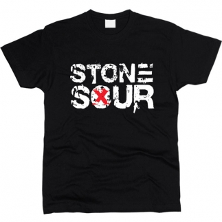 Stone Sour 02 - Футболка мужская