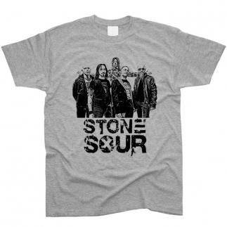 Stone Sour 03 - Футболка мужская