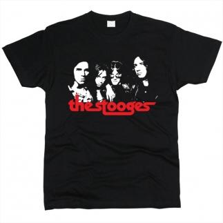The Stooges 01 - Футболка мужская