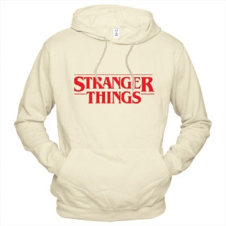 Stranger Things 01 - Толстовка женская