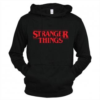 Stranger Things 01 - Толстовка мужская