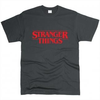 Stranger Things 01 - Футболка мужская