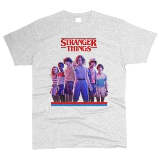 Stranger Things 04 - Футболка мужская