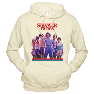 Stranger Things 04 - Толстовка женская