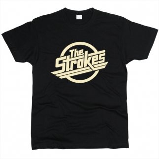 The Strokes 01 - Футболка мужская