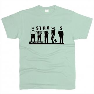 The Strokes 02 - Футболка мужская