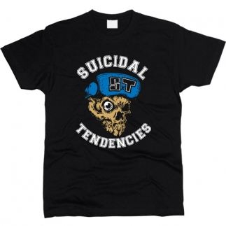 Suicidal Tendencies 02 - Футболка мужская