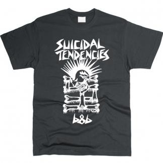 Suicidal Tendencies 05 - Футболка мужская