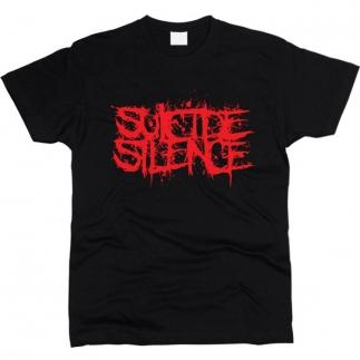 Suicide Silence 01 - Футболка мужская