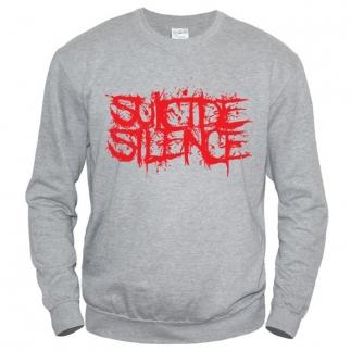 Suicide Silence 01 - Свитшот мужской