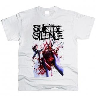 Suicide Silence 02 - Футболка мужская