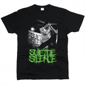 Suicide Silence 04 - Футболка мужская