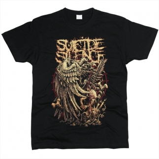 Suicide Silence 06 - Футболка мужская