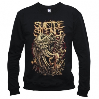 Suicide Silence 06 - Свитшот мужской