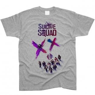 Suicide Squad 01 - Футболка мужская