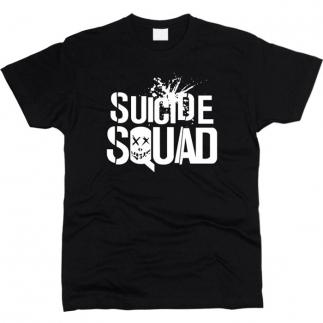 Suicide Squad 02 - Футболка мужская