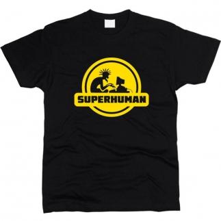 Superhuman 01 - Футболка мужская