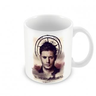 Чашка Supernatural 01