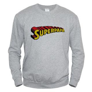 Superpapa 01 - Свитшот