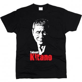 Takeshi Kitano 01 - Футболка мужская