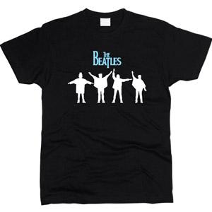 The Beatles 01 - Футболка мужская