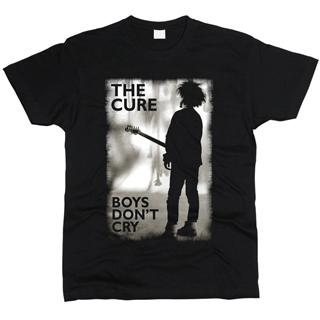 The Cure 02 - Футболка мужская