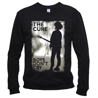 The Cure 02 - Свитшот мужской