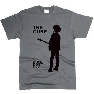 The Cure 03 - Футболка мужская