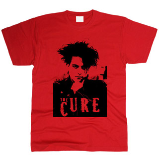 The Cure 05 - Футболка мужская