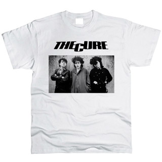 The Cure 06 - Футболка мужская