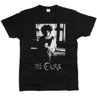 The Cure 07 - Футболка мужская