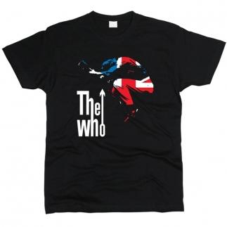 The Who 01 - Футболка мужская