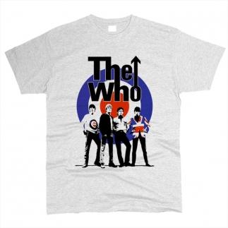 The Who 03 - Футболка мужская